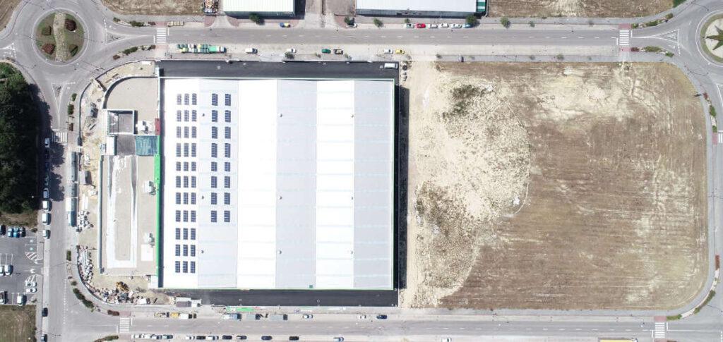Nueva sede ecoforest paneles fotovoltaicos 2