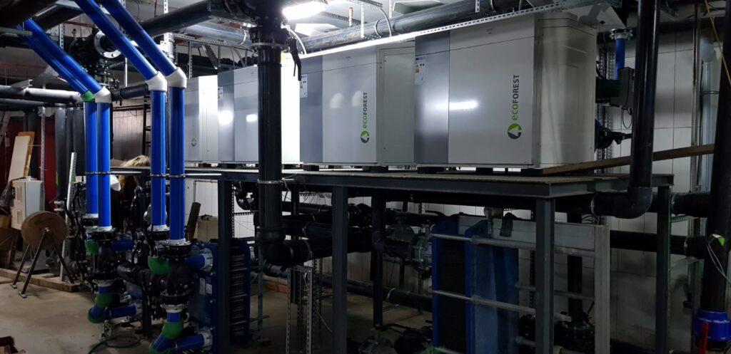 Aquasis heat pumps