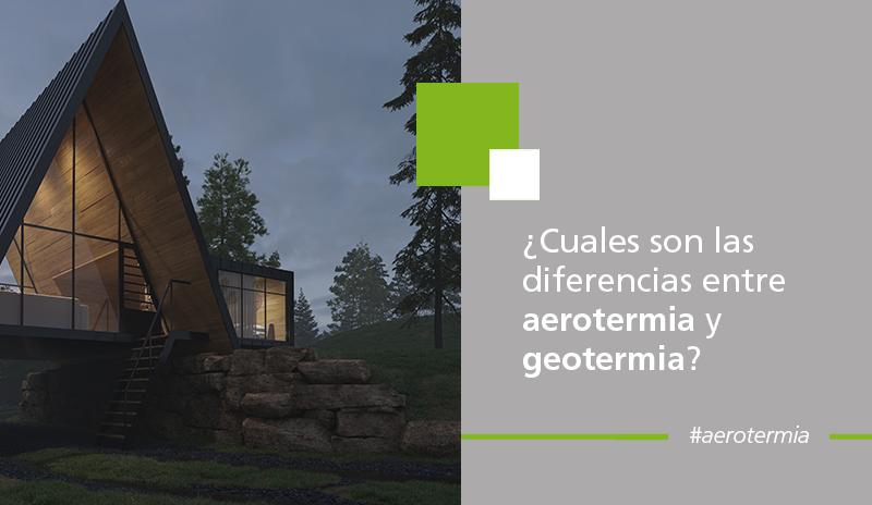 ecoforest aerotermia geotermia